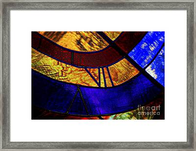 Beauty Of Color Framed Print by Rick Bragan