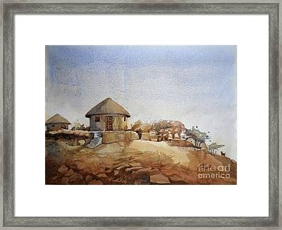 Beauty Of Katch  Framed Print by Hardik Pancholi