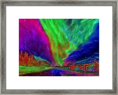 Beauty Of The Spirit Framed Print