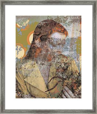 Beauty Rust And Forgetfulness Framed Print by Adam Kissel
