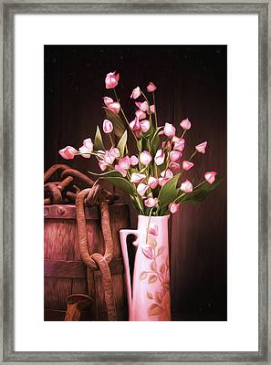 Beauty Unchained Framed Print