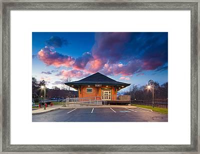 Beaver Area Heritage Museum Framed Print