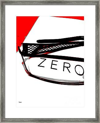 Because Nothing Is Real  Framed Print by Steven Digman