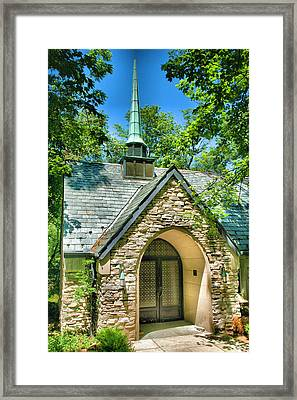 Beck Chapel Framed Print