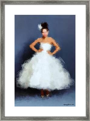 Becky Framed Print
