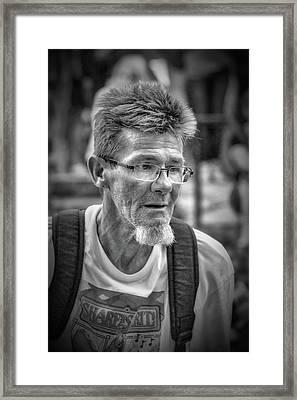 Become One Framed Print by John Haldane