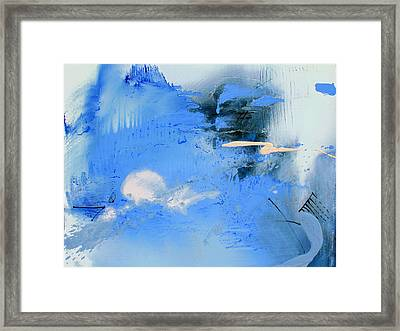 Becoming Framed Print by Ethel Vrana