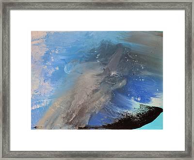 Becoming II Framed Print by Ethel Vrana