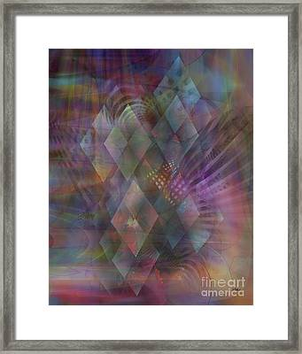 Bedazzled Framed Print by John Robert Beck
