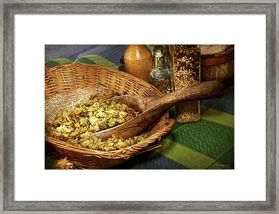 Beer Maker - Smooth Hoperator Framed Print