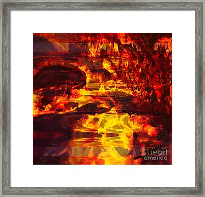 Before After Everything Framed Print