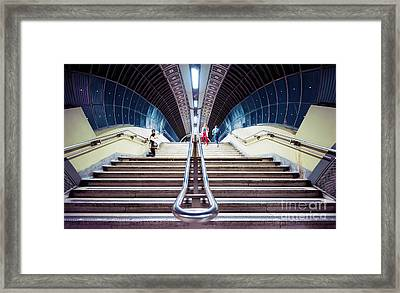 Before Rush Hour Framed Print by Svetlana Sewell