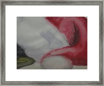 Before Santa's Trip  Framed Print by Paula Andrea Pyle