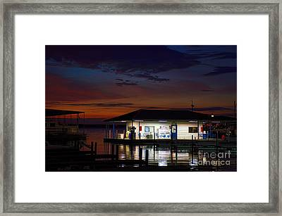 Before Sunrise Framed Print by Diana Mary Sharpton