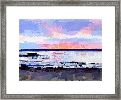 Before Sunrise Framed Print