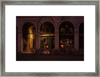 Before The Dawn Framed Print