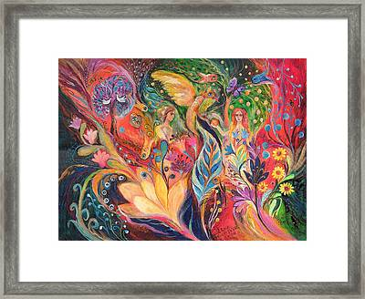 Before The First Sin Framed Print