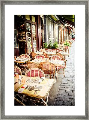 Framed Print featuring the photograph Before The Rush by Jason Smith