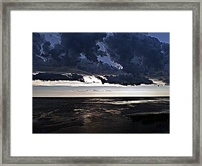 Before The Storm 1 Framed Print