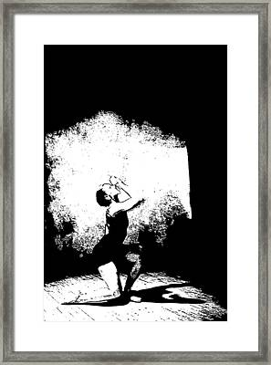 Framed Print featuring the photograph Beg For Mercy by Kate Purdy