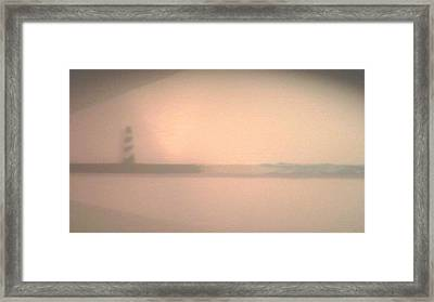 Framed Print featuring the painting Beginning Dawn  by Phillip H George