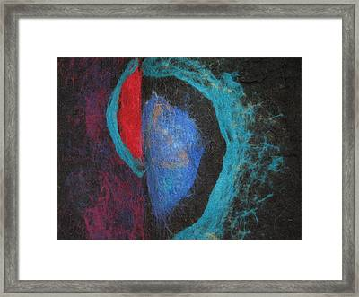 Behind All Limits Framed Print by Kseniya Nelasova