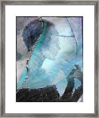 Behind Viel Framed Print by Freddy Kirsheh