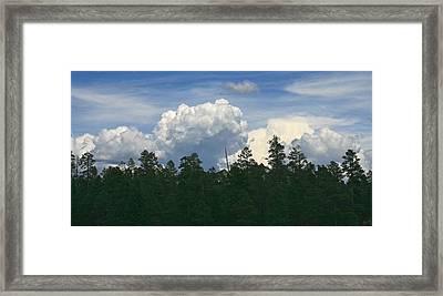 Behold 3 Framed Print
