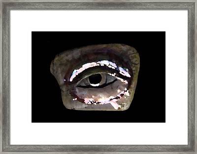 Behold Framed Print