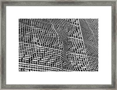Framed Print featuring the photograph Beijing Modern by Dean Harte