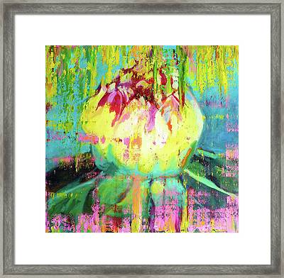 Being You Framed Print