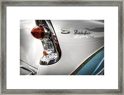 Belair One Framed Print by Jerry Golab