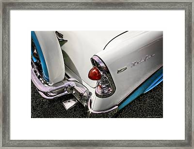 Belair  Two Framed Print by Jerry Golab
