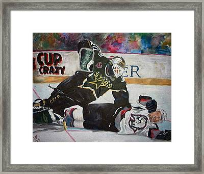 Belfour Framed Print by Travis Day