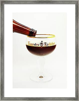 Belgian Is Best  Framed Print