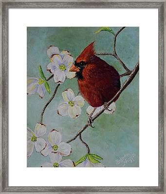 Believe Framed Print by Belinda Nagy