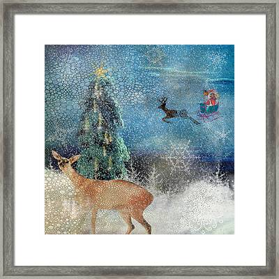Believe Framed Print by Diana Boyd