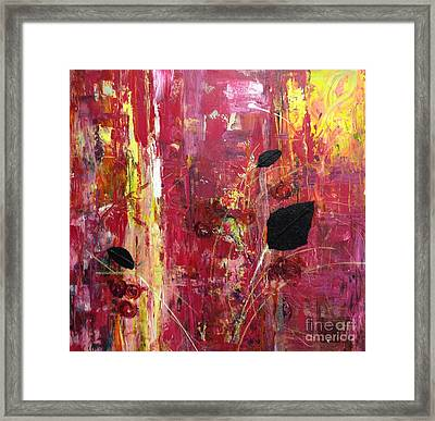 Believe Framed Print by Gail Butters Cohen