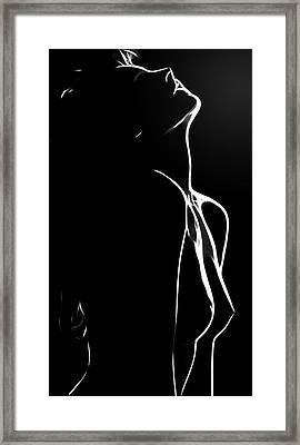 Believe In Love Framed Print