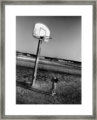 Believe Framed Print by Jimmy Bruch