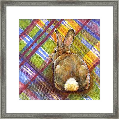 Framed Print featuring the painting Believe by Retta Stephenson