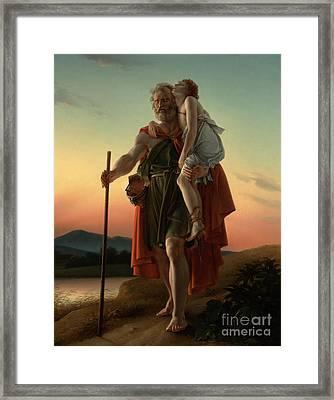 Belisarius Framed Print
