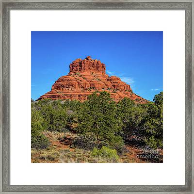 Bell Rock Framed Print by Jon Burch Photography