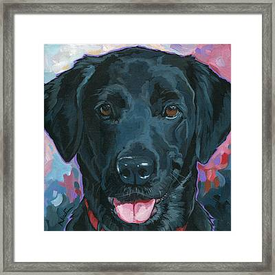 Bella Framed Print by Nadi Spencer