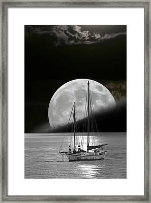 Bella Serena Framed Print
