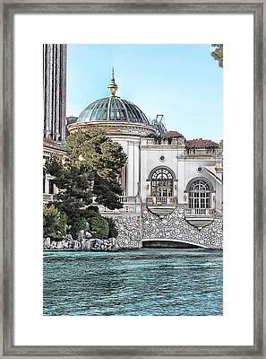 Bellagio Framed Print by Tom Prendergast