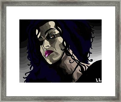 Bellatrix Framed Print by Lisa Leeman