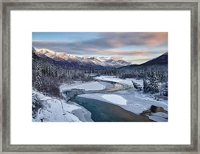 Bellevue Framed Print by Ed Boudreau