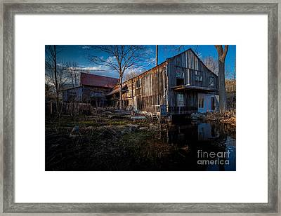 Bellrock Mill Framed Print