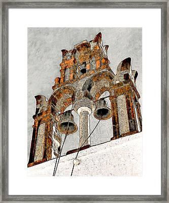 Bells Framed Print